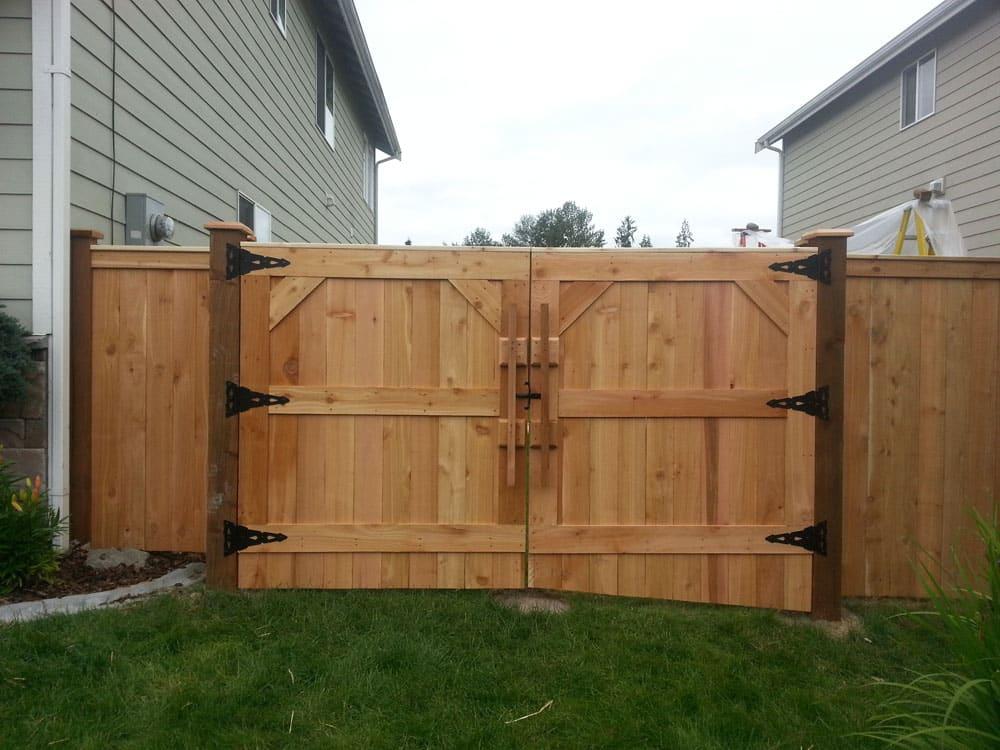 Fence, fence installation, fence design