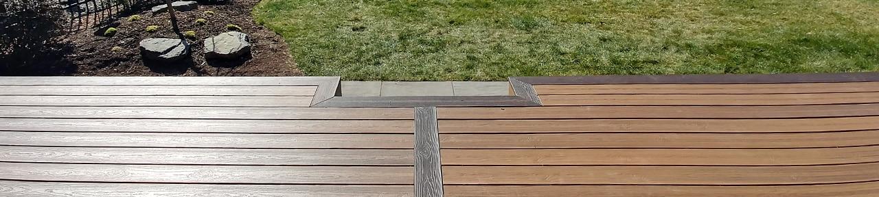 Deck, deck installation, deck design