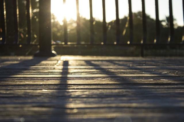 deck installation, deck addition