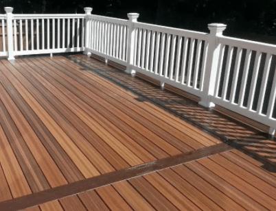 deck railing, deck railing system, railing system